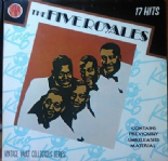 THE FIVE ROYALES - 50s VOCAL GROUPS / RHYTHM & BLUES -17 TRACKS RARE DELETED NOW